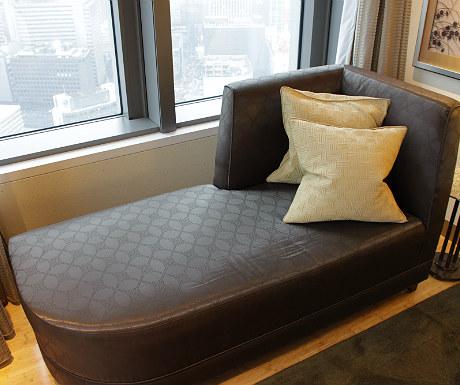 Mandarin Oriental Tokyo chaise longue