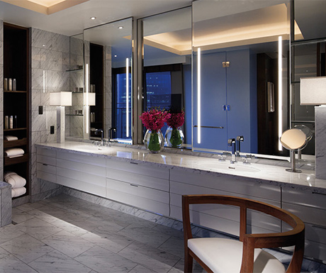 Palace Suite bathroom