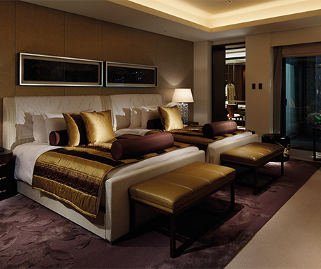 Palace Suite bedroom