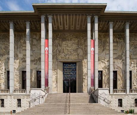Palais de la Porte Doree