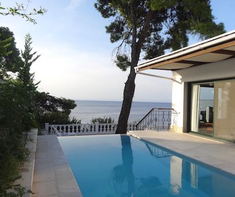 Pool Suite at Danai Resort