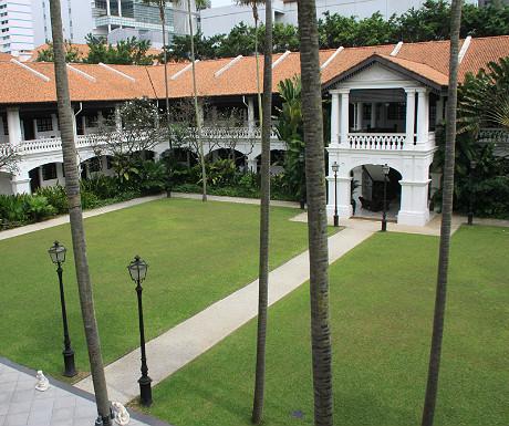 Raffles Singapore Palm Court