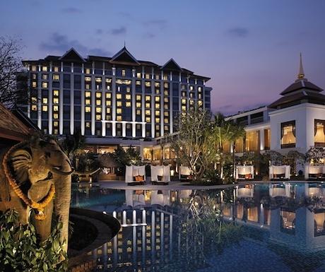 Shangri La Chiang Mai