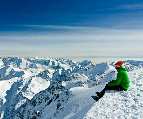 Switzerland ski