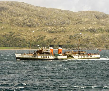 Waverley steamer