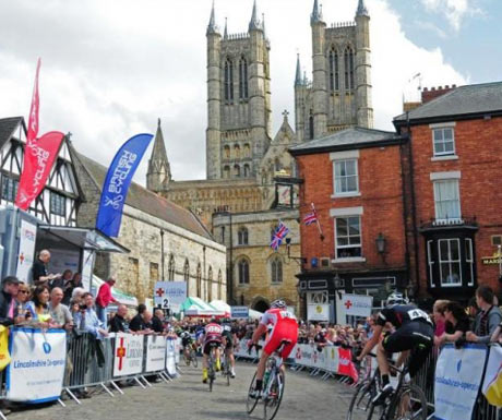 Cycling in Lincoln