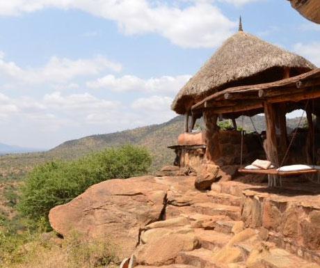 Tassia Safari Lodge