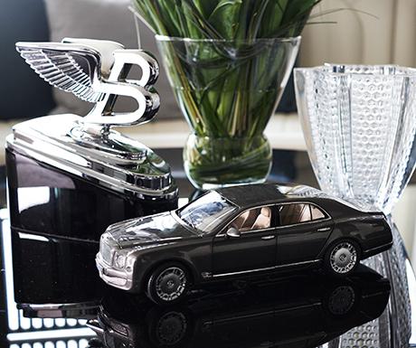 Bentley Suite St. Regis Istanbul Bespoke Touches