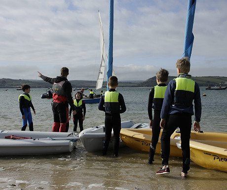 Camel Sailing tuition