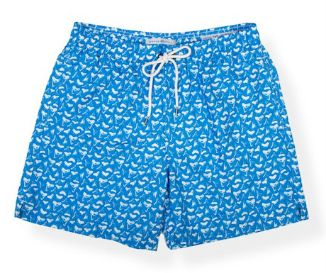Classic swim trunk from Strong Boalt