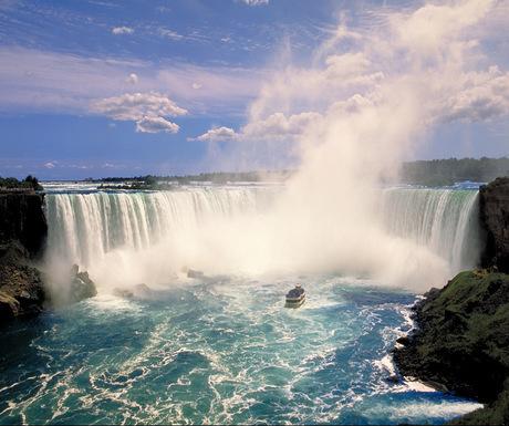 Experience the wonder of Niagara Falls