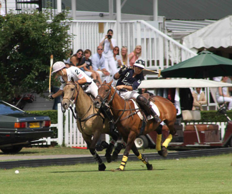 Ham Polo Club, London