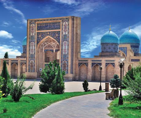 Khazrat Imom complex, Tashkent,  Uzbekistan