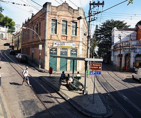 Largo do Guimaraes Santa Teresa