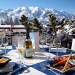 The top 5 mountain restaurants in Meribel