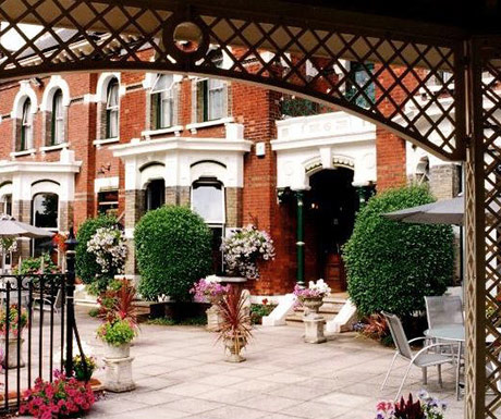 Leaside Hotel, Luton Airport