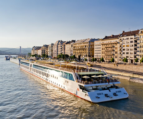 Luxury river cruise