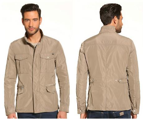 Marciano field bush jacket from GUESS