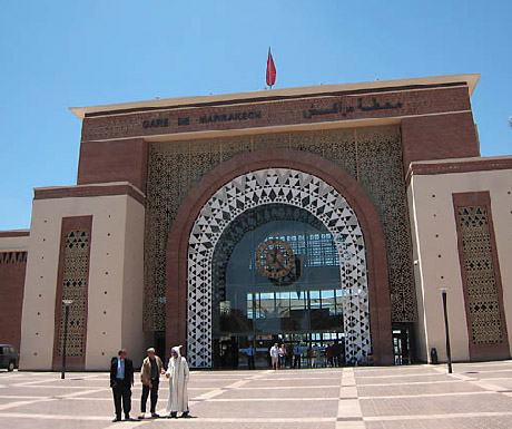 Marrakech railway station