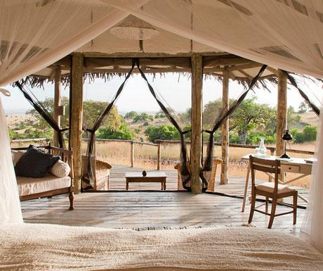 Mkombes House, Tanzania