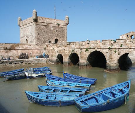 Old Habour, Essaouira, Morocco