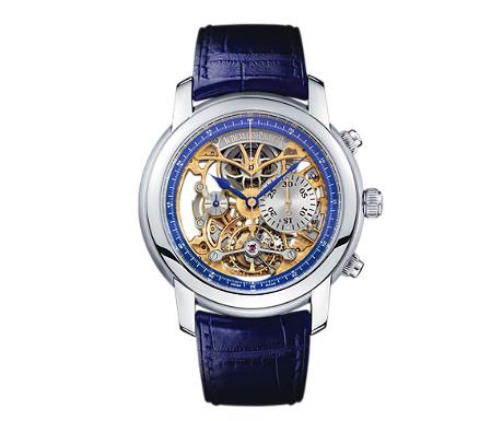Openworked Tourbillon chronograph from Audermars Piguet