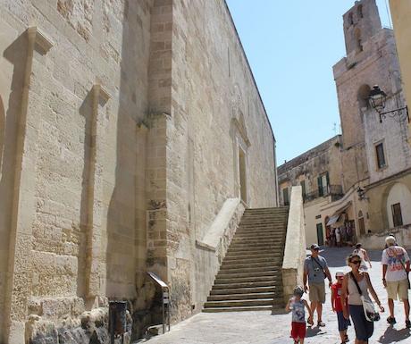 Otranto walk to cathedral