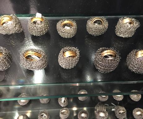 Rings at Agas and Tamar