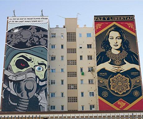 """SOHO Malaga - """"barrio de las artes"""""""