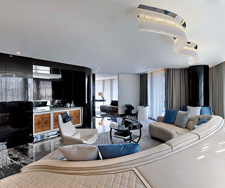 Bentley Suite St. Regis Istanbul