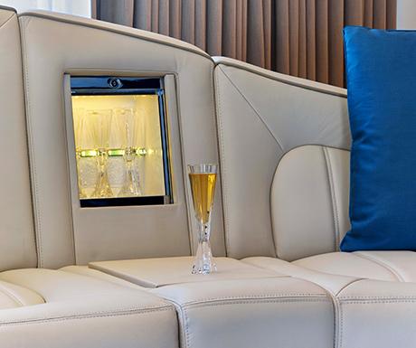 Bentley Suite Champagne Cooler St. Regis Istanbul