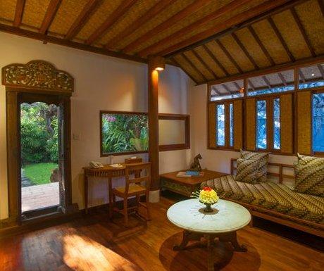 Tandjung Sari bungalow, Bali