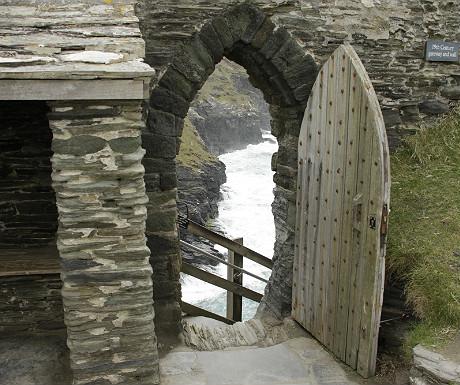 Tintagel gateway