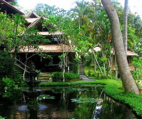 Tjampuhan Hotel, Bali