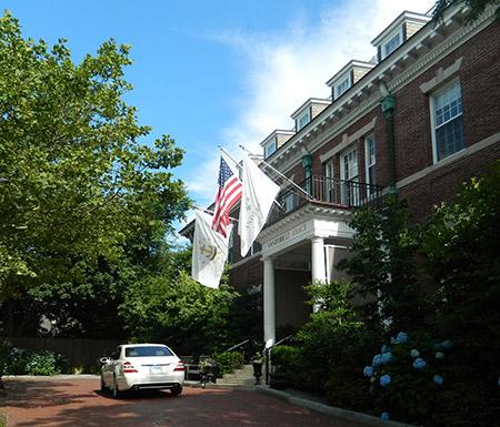 Vanderbilt Grace, Newport
