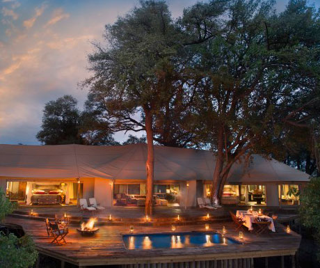 Zarafa Dhow Suites, Botswana