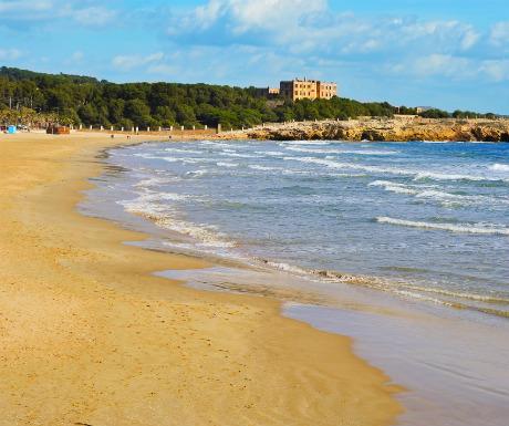Arrabassada Beach Tarragona