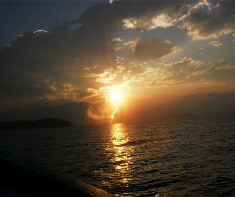 Boat tour, Paraty