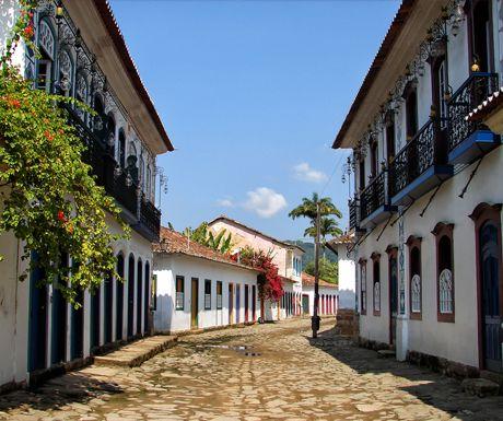 Centro Historico, Paraty