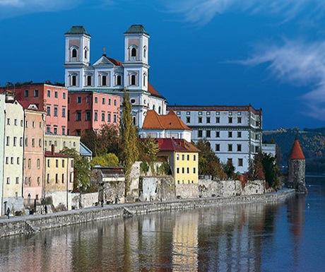 Colorful Passau