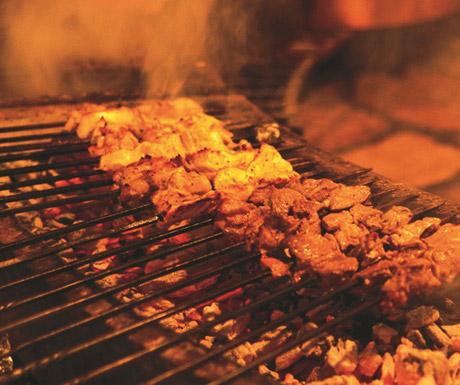 Cooking class in Jordan
