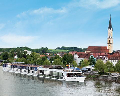 Cruise the lower Danube