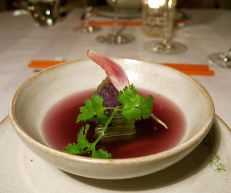 Embassy - soup