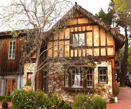 English village architecture - no address