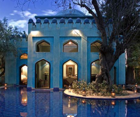 Es Saadi Gardens and Palace