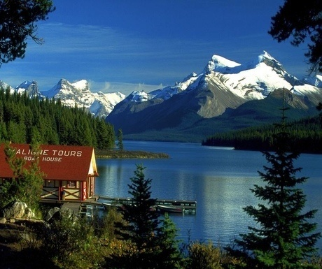 Explore the Rockies on foot