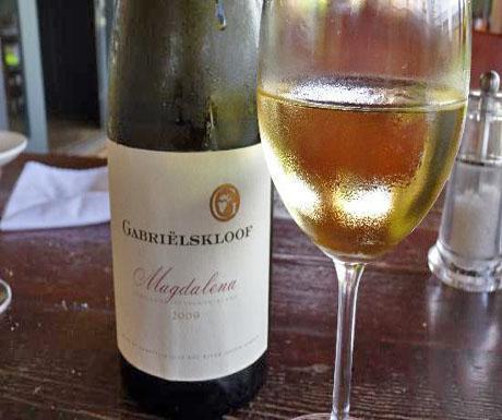 Gabrielskloof wine
