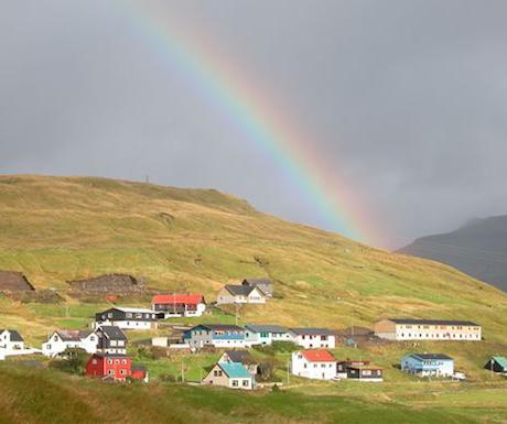 Hosvik, Faroe Islands