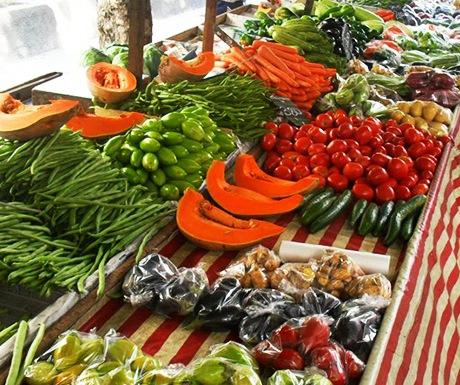Ipanema fruit market