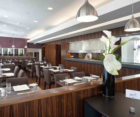 Island Grill at Lancaster London